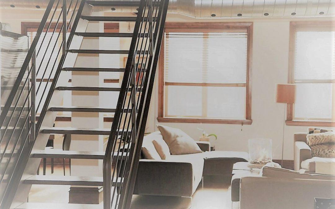 Les différents types d'escalier